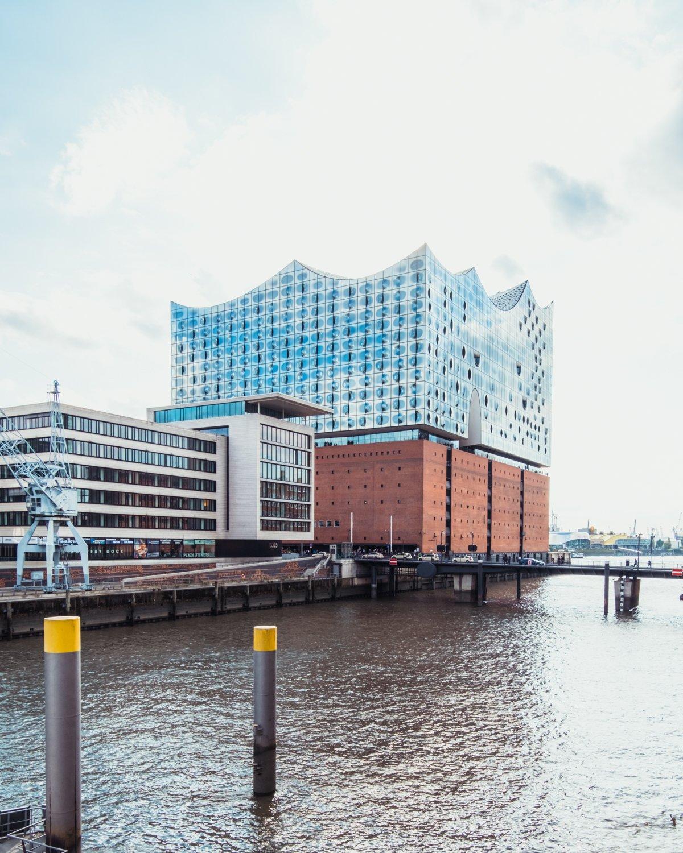 Edificio elbphilharmonie