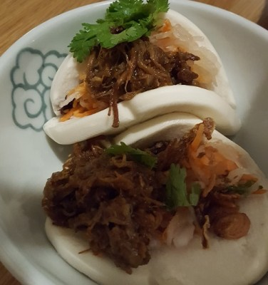 Made-to-Order Beef Bao