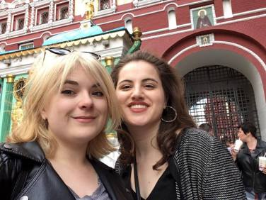 Locked out of Red Square