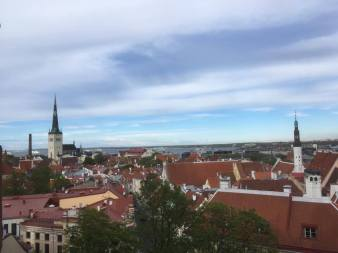 Views over the Old Town