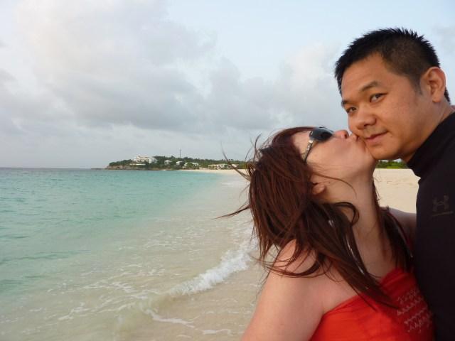 Anguilla trip, 2010