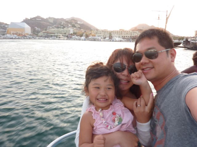 Family trip to Los Cabos with my in laws, August 2011