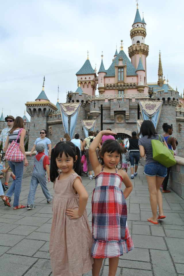 At the Happiest Place on Earth! :)