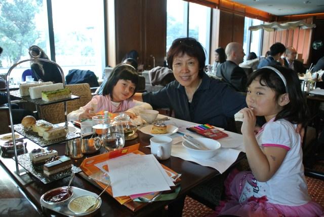 2013: Trip to Hong Kong