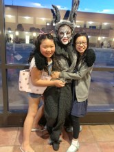 Awesome theater performance by Bridge's childhood buddy Chloe