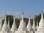 Sandamuni Pagoda, Mandalay, Burma