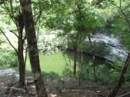 Sacred Cenote, Chichen Itza, Mexico