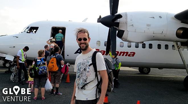 Mit Air Panama nach Bocas del Toro