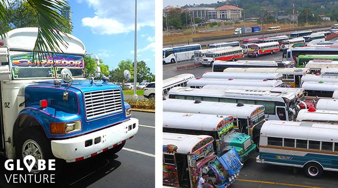 Globeventure - Metrobus in Panama City