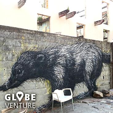 Globeventure - Panama City Streetart
