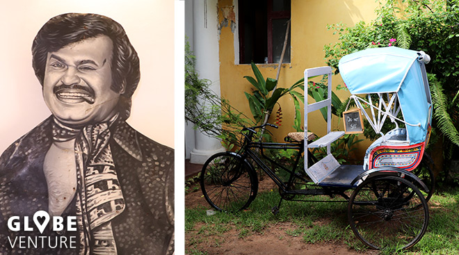 Cafe des Arts Pondicherry - zurecht berühmt