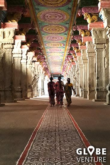 Minakshi Tempel