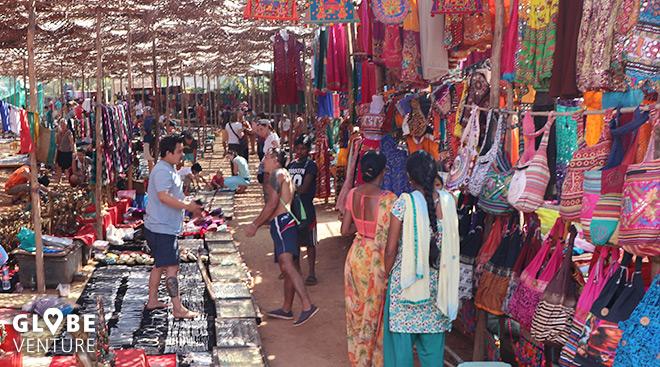 Anjuna Hippie Market