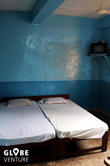 Indien Übernachten