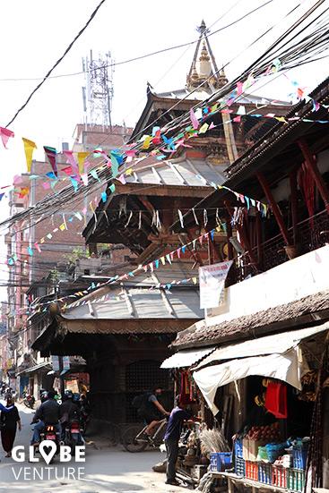 Kathmandu, Tempel
