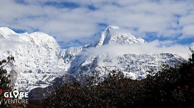 Nepal, Mardi Himal Trek, Annapurna South