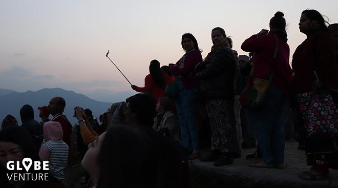 Aussichtspunkt Sarangkot