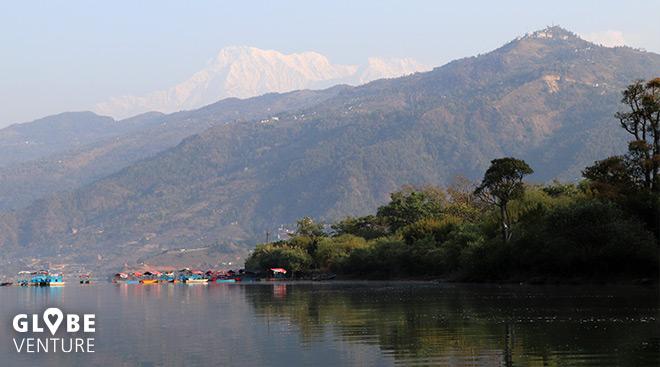 Lake Phewa Pokhara Nepal