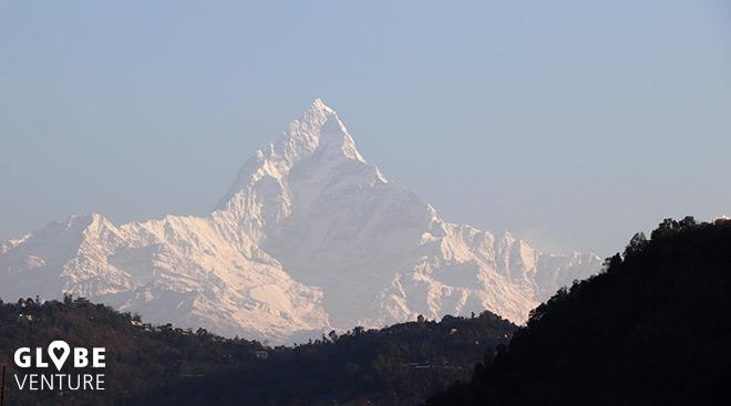 Mount Fish tail Nepal Machapuchare