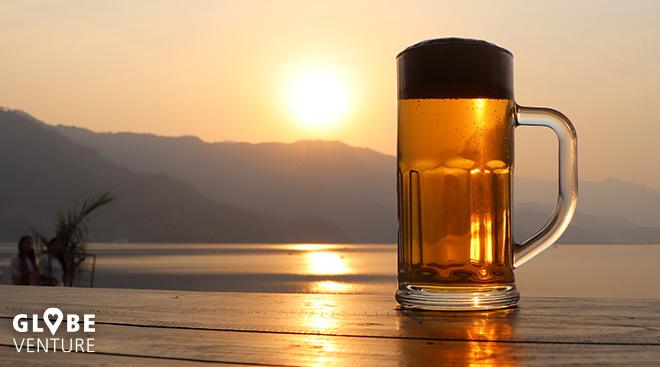 Bier Nepal Lake Phewa