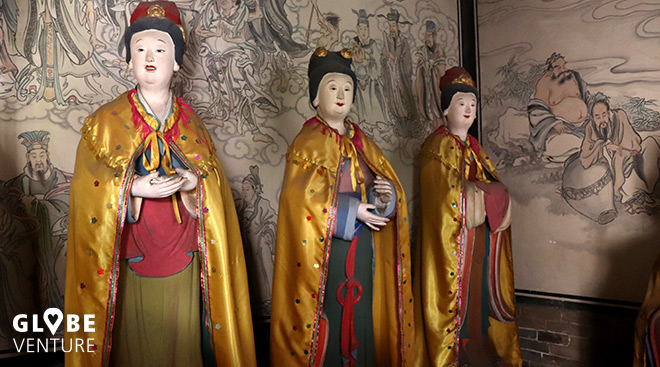 Pingyao China Tempel