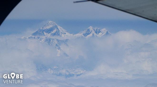 China Everest Airplane