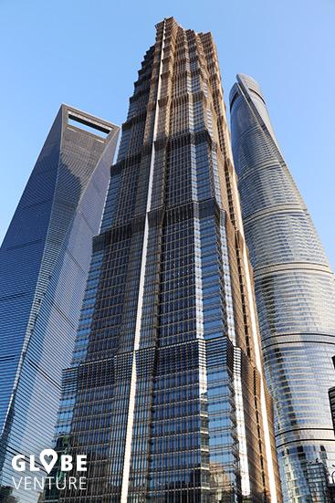 China Shanghai Pudong Tower Jin Mao