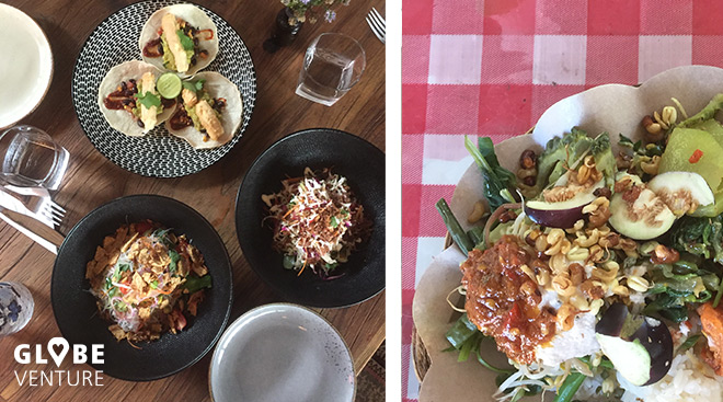 Essen in Bali