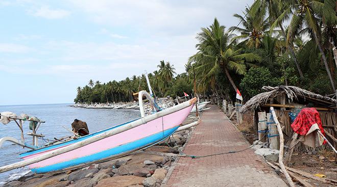 Indonesien Bali Tejakula Les