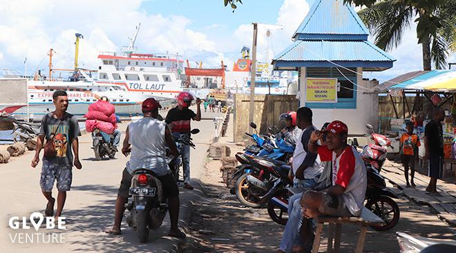 Indonesien West Papua Raja Ampat