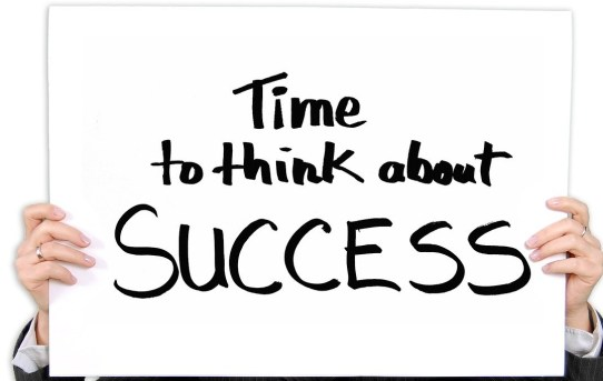 Time to Think About Success in Your Life