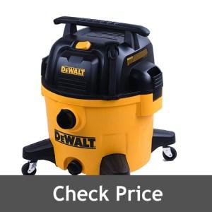 DeWALT 9 Gallon Poly Vacuum