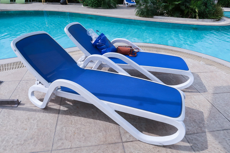 Pool Lounge Chair Example 2