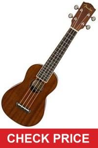 Fender Seaside Soprano Ukulele
