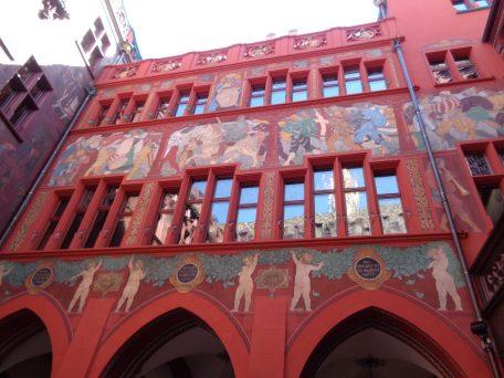 Visiting Basel