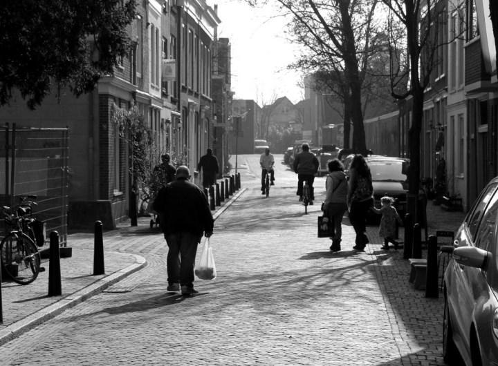Discovering new places - Een nieuwe stad ontdekken