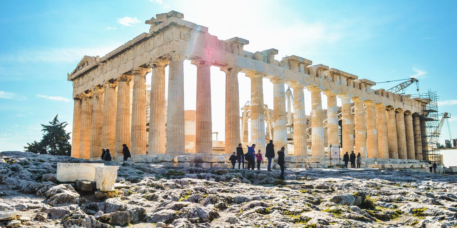 Ottoman Harems and Psychic Snakes: 5 Facts about the Acropolis