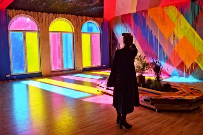 Inside the Mima museum