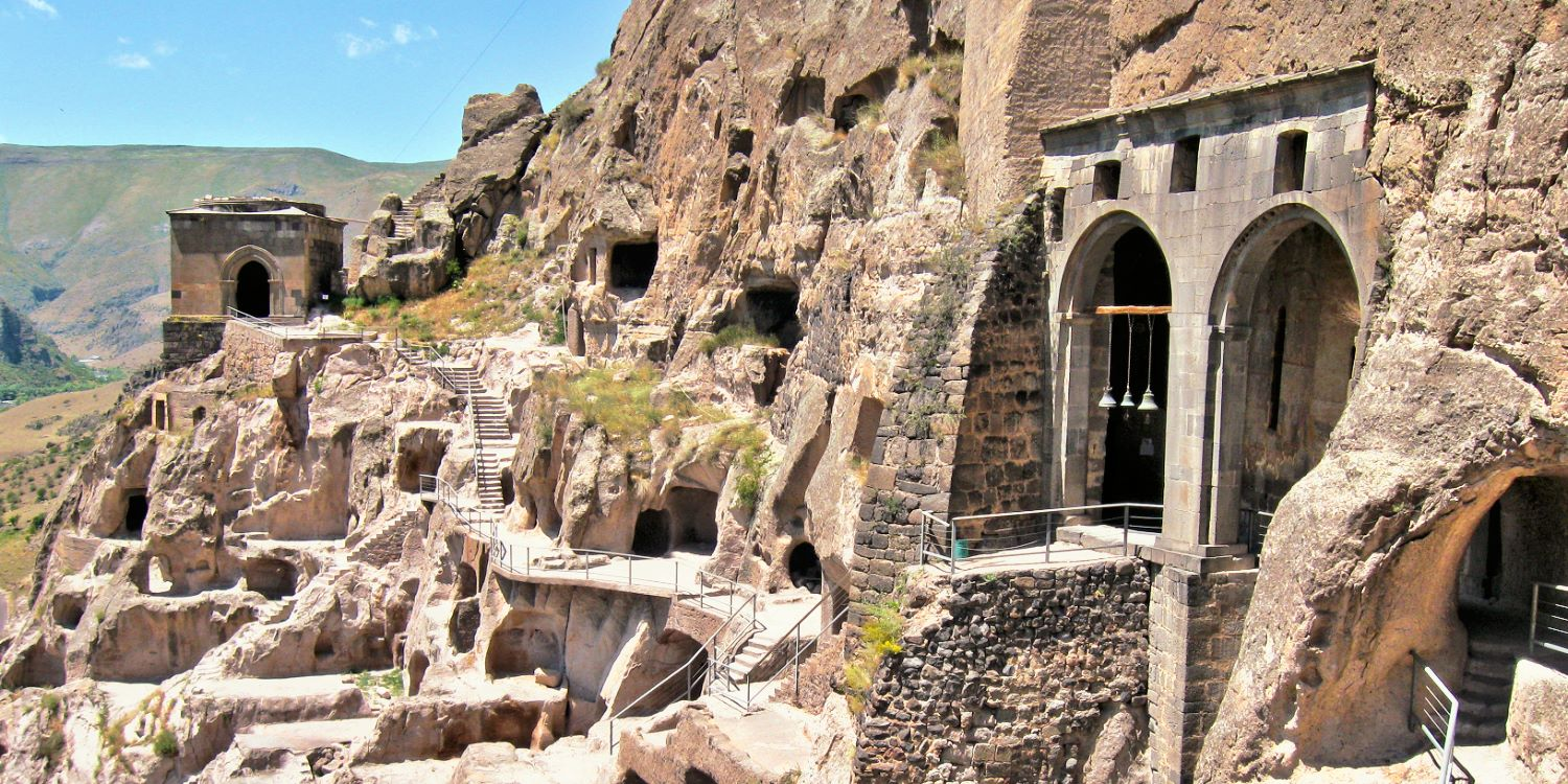 5 Facts about Vardzia: Georgia's Hidden Cave City