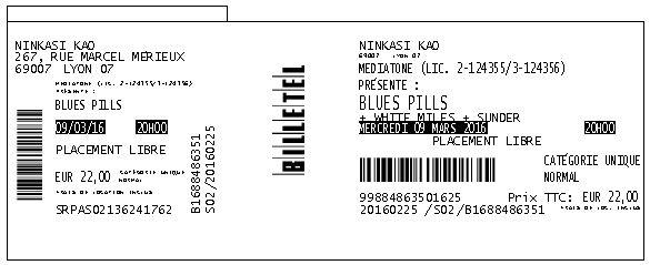 Blue Pills au Nikasi Kao le 9 mars