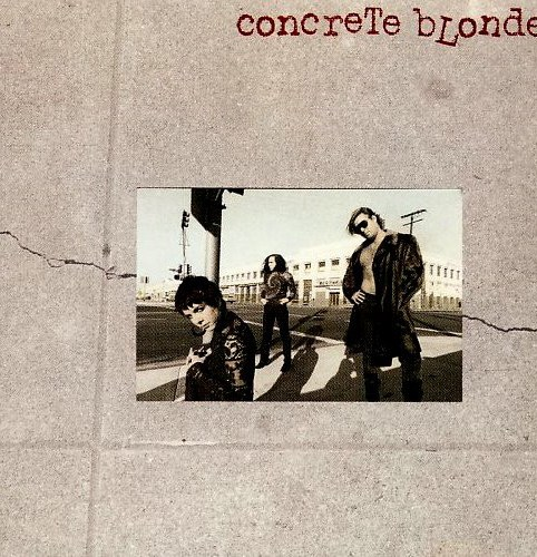 Concrete Blonde – 1st album 1986