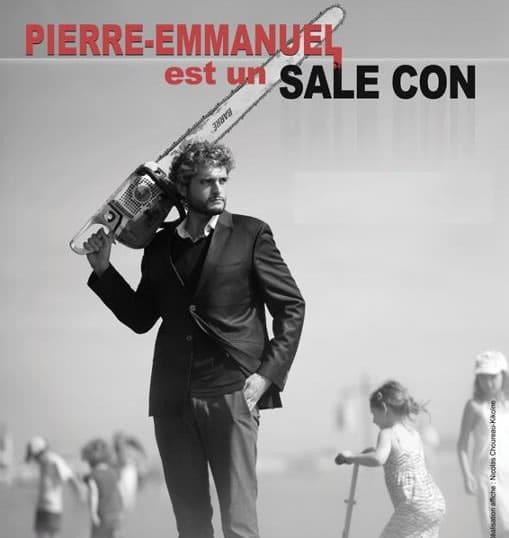 Pierre-Emmanuel Barré sur France Inter