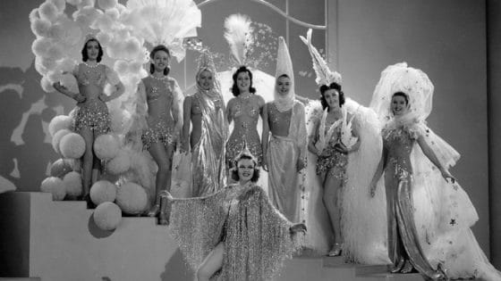 Les danseuses des Ziegfeld Follies