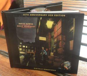 Ziggy Stardust Edition 30 ans