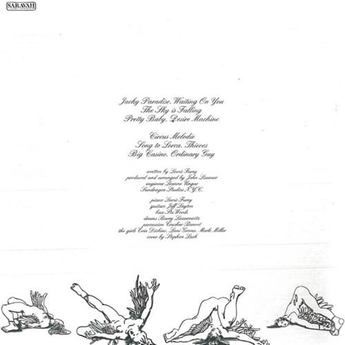 Lewis Furey - The Sky Is Falling 1979