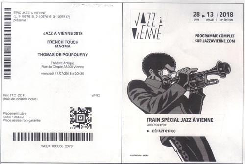 Magma - Jazz à Vienne 2018