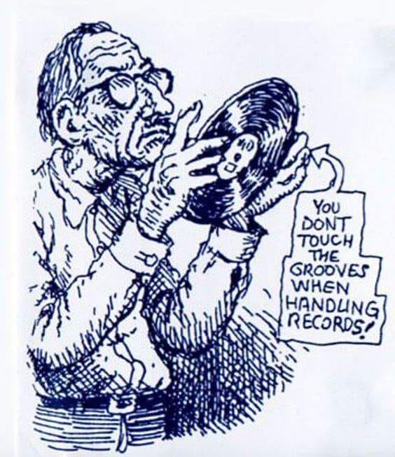 No touche by Crumb