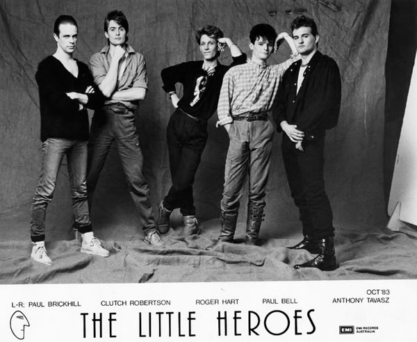 The Little Heroes