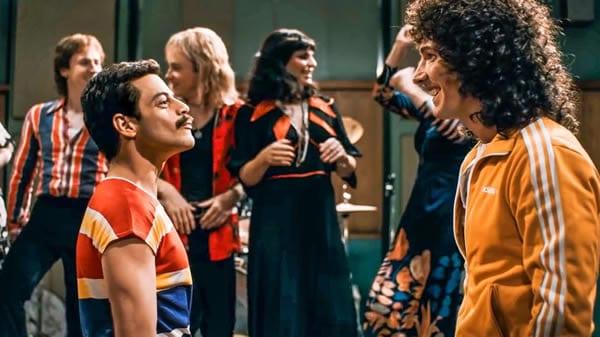 Freddie et Brian May