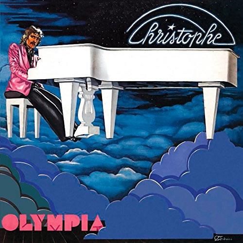 Christophe à l'Olympia en 1974